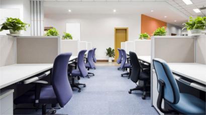 pristine office